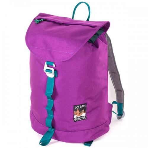 Рюкзак городской G-O Soho лиловый
