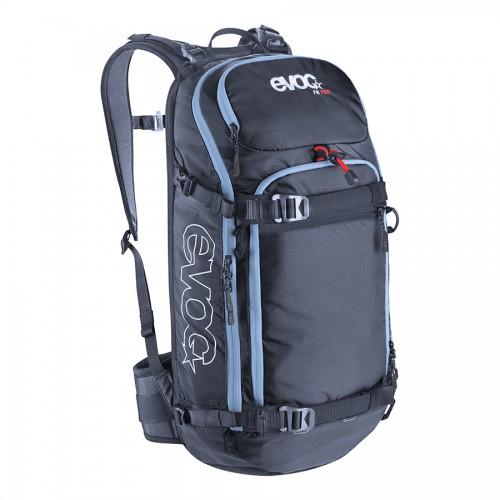 Рюкзак зимний Evoc FR PRO 20L Black M/L 17/18