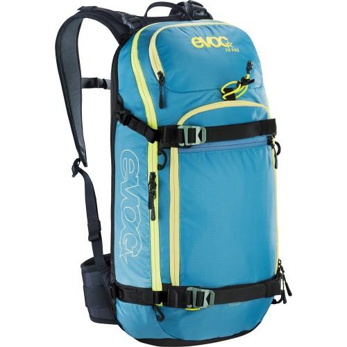 Рюкзак зимний Evoc FR PRO 20L Copen Blue M/L 17/18