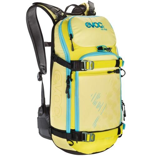 Рюкзак зимний Evoc FR PRO Women 18L Yellow-Sulphur S 17/18