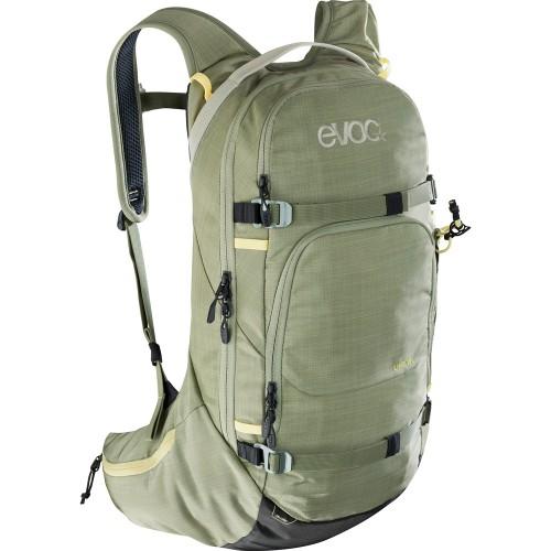 Рюкзак зимний Evoc Line 18L Black Olive 17/18