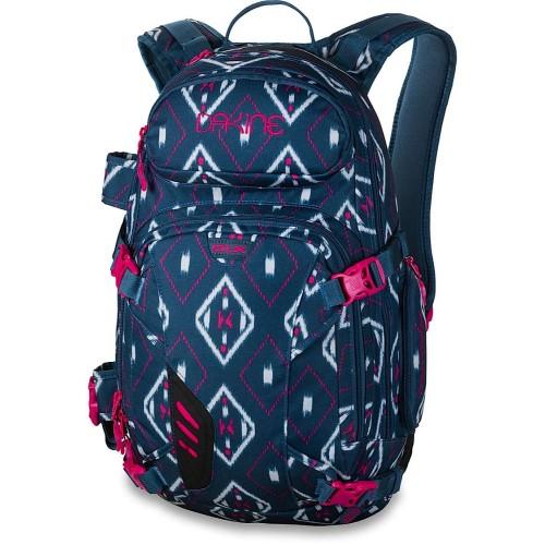 Рюкзак для сноуборда женский Dakine Womens Heli Pro DLX 14/15, salima