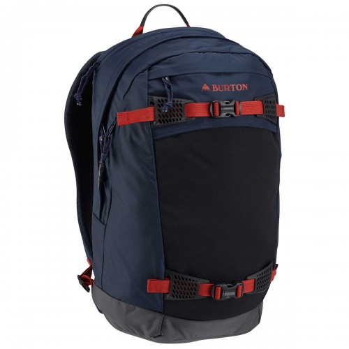Рюкзак для сноуборда Burton Day Hiker 28L Eclipse Coated Rip 17/18