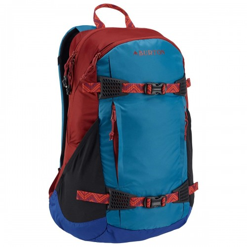 Рюкзак для сноуборда женский Burton Womens Day Hiker 25L Jaded Flight Satin 17/18