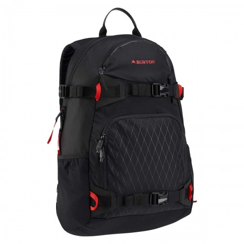 Рюкзак для сноуборда Burton Riders Pack 25L True Black 17/18