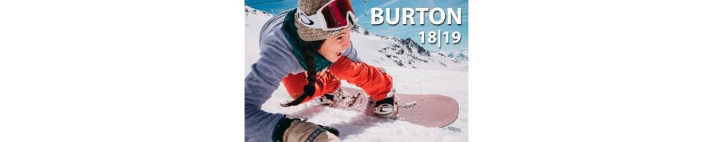 Поставка Burton 2018/19