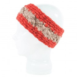 Spacecraft Ella Stripe Headband Red 15/16