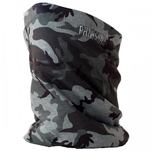 Шарф Phunkshun Single Layer Slim Neck Tube Shadow Camouflage 14/15