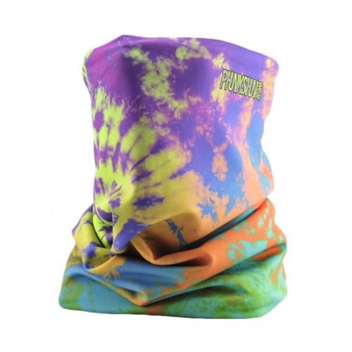 Теплый шарф Phunkshun Thermal Tube Tie Dye Opal 16/17