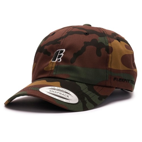 Бейсболка Footwork Icon Camo