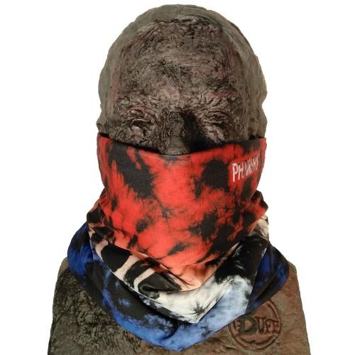 Теплый шарф Phunkshun Thermal Tube Tie Dye America 16/17