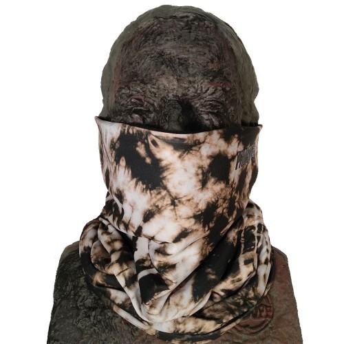 Теплый шарф Phunkshun Thermal Tube Tie Dye Bleach 16/17