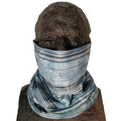 Теплый шарф Phunkshun Thermal Tube Stripes Hawaii Blue 16/17