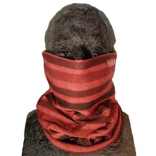Теплый шарф Phunkshun Thermal Tube Stripes Red 16/17
