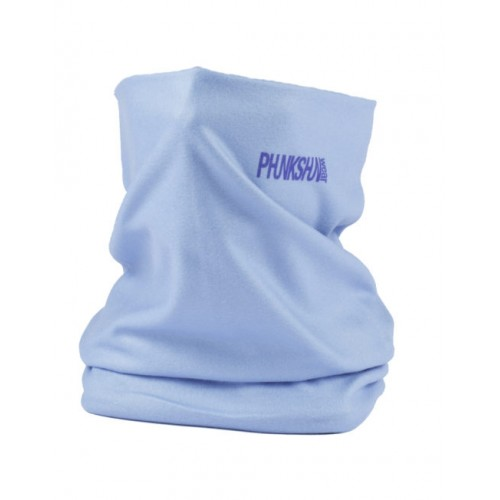 Шарф флисовый Phunkshun Fleece Tube Solid Baby Blue 16/17
