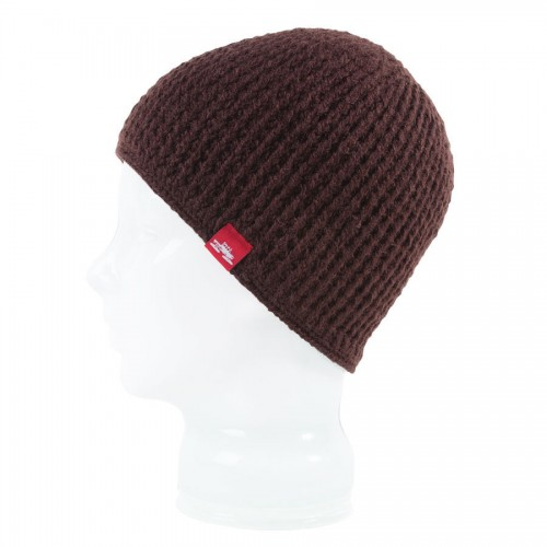 Шапка Spacecraft Standard Beanie Brown 15/16