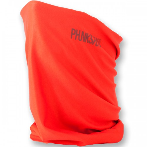 Шарф Phunkshun Double Layer Neck Tube Solid Red 14/15