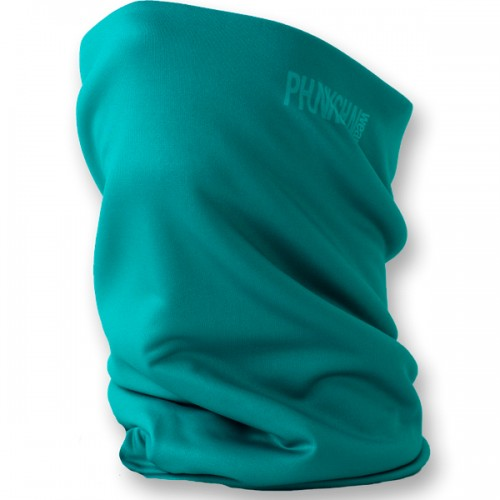 Шарф Phunkshun Double Layer Neck Tube Solid Teal 14/15