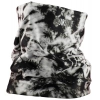 Phunkshun Fleece Tube Tie Dye Black 15/16