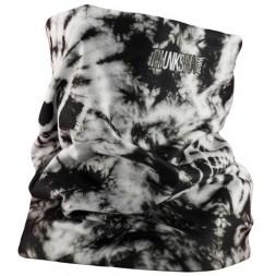 Phunkshun Fleece Tube Tie Dye Black 15/16