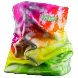 Phunkshun Fleece Tube Tie Dye Multi 15/16