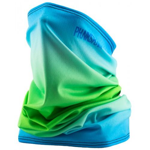 Шарф-труба однослойный Phunkshun SL TALL Tube Fade Blue/Green 15/16