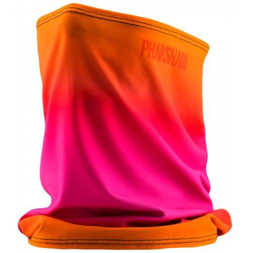 Шарф-труба однослойный Phunkshun SL TALL Tube Fade Pink 15/16