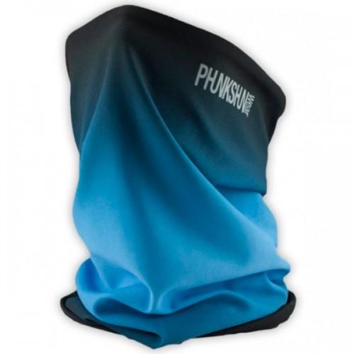 Шарф флисовый Phunkshun Fleece Tube Fade Black/Blue 16/17