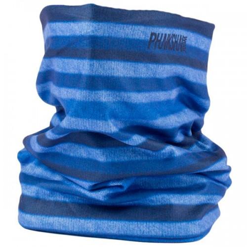 Шарф флисовый Phunkshun Fleece Tube Stripes Blue 16/17