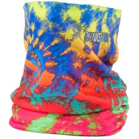 Phunkshun Fleece Tube Tie Dye Multi 16/17