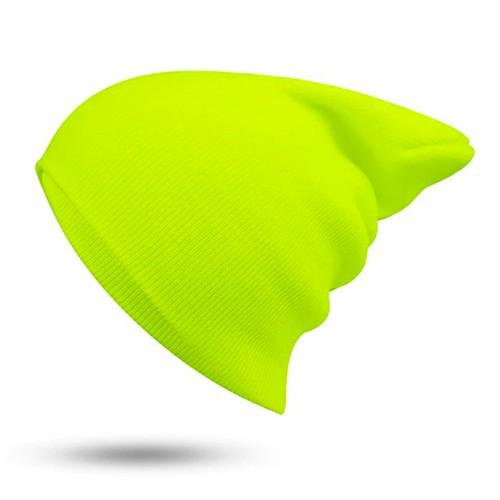 Шапка Blank Beanie Lime