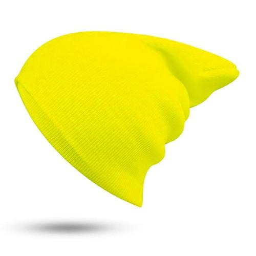 Шапка Blank Beanie Yellow