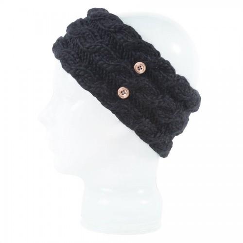 Повязка Spacecraft Juniper Headband Black 15/16