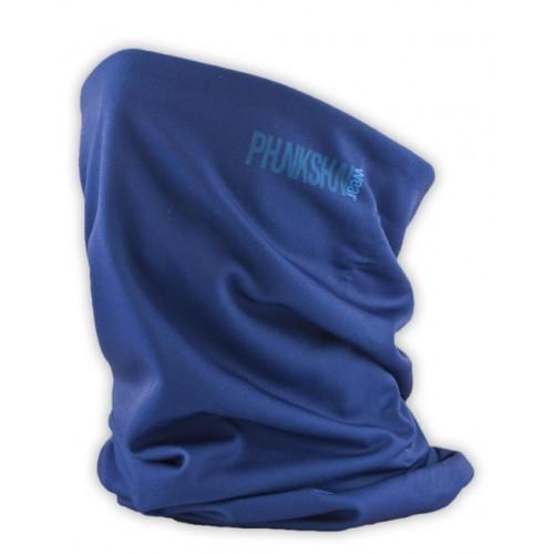 Теплый шарф Phunkshun Thermal Tube Solid Navy Blue 16/17