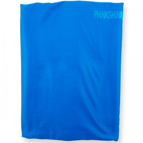 Шарф детский Phunkshun Kids Double Layer Thermal Neck Tube Solid Blue 14/15