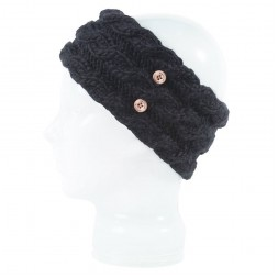 Spacecraft Juniper Headband Black 15/16