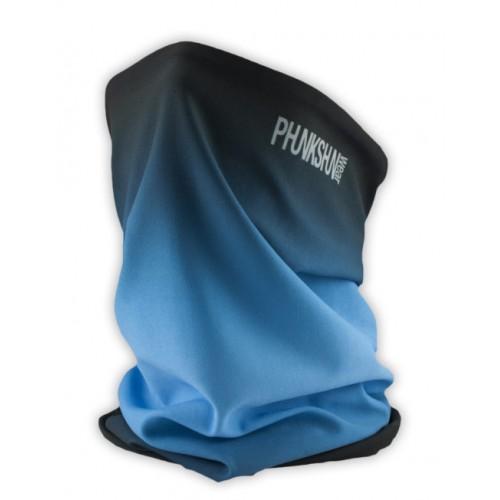 Теплый шарф Phunkshun Thermal Tube Fade Black/Blue 16/17