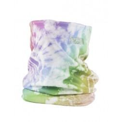 Phunkshun Fleece Tube Tie Dye Pastel 16/17