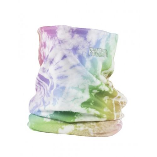 Шарф флисовый Phunkshun Fleece Tube Tie Dye Pastel 16/17