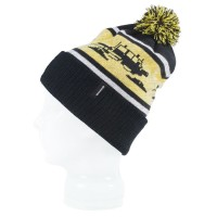 Spacecraft Snowcat Pom Black 15/16