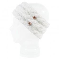 Spacecraft Juniper Headband White 15/16
