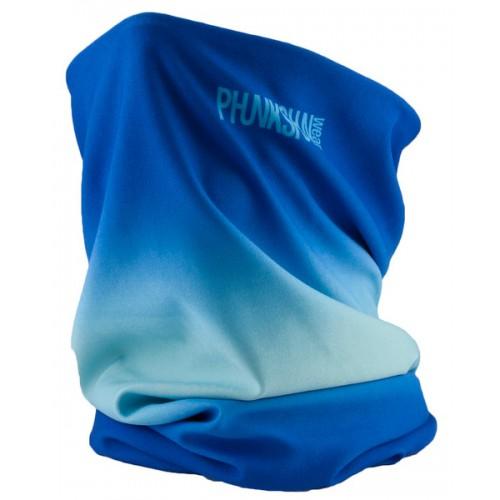 Шарф-труба флисовый Phunkshun DL Thermal Tube Fade Blue 15/16