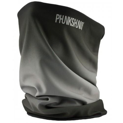 Шарф-труба флисовый Phunkshun DL Thermal Tube Fade Grey 15/16