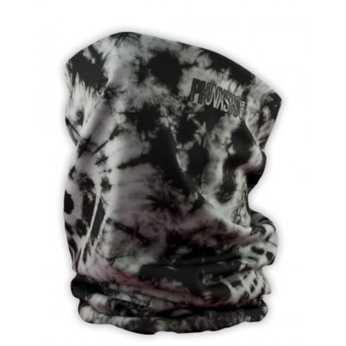 Теплый шарф Phunkshun Thermal Tube Tie Dye Black 16/17