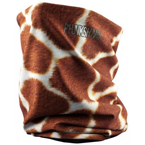 Шарф-труба флисовый Phunkshun DL Thermal Tube Giraffe 15/16
