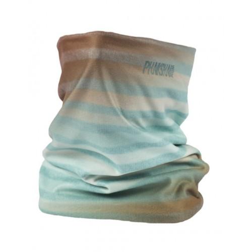 Шарф флисовый Phunkshun Fleece Tube Stripes Earthy 16/17
