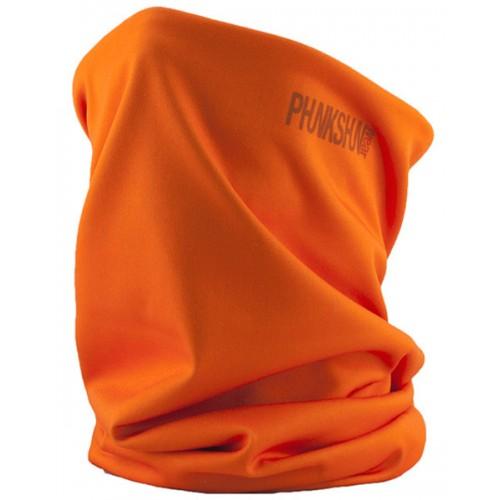 Шарф-труба флисовый Phunkshun DL Thermal Tube Orange 15/16