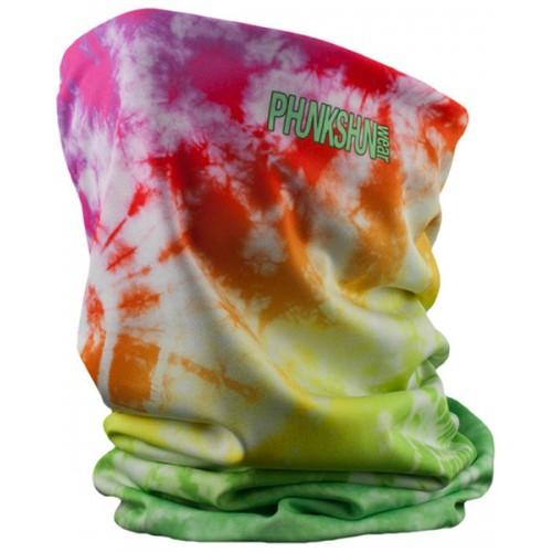 Шарф-труба флисовый Phunkshun DL Thermal Tube Tie Dye Multi 15/16