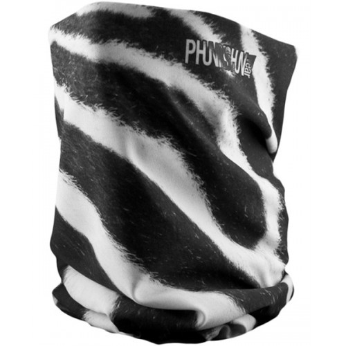 Шарф-труба флисовый Phunkshun DL Thermal Tube Zebra 15/16