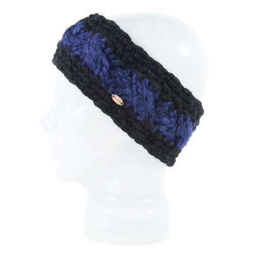 Повязка Spacecraft Ella Stripe Headband Black 15/16